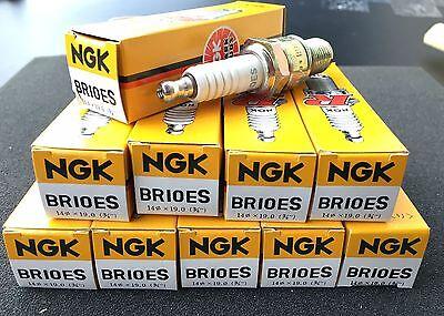 Part No 4832 BR10ES 1x NGK Yellow Box Spark Plug