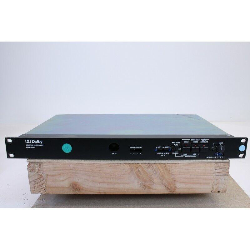 Dolby Surround Decoder Unit Model SDU4 (No.1)