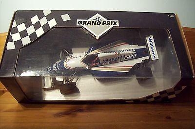 Competente 1/18 Williams Fw15 Damon Hill 1994 Estoril Test Auto-mostra Il Titolo Originale Sii Amichevole In Uso