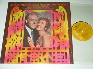 LP-JEANETTE-MacDONALD-AND-NELSON-EDDY-FAVORITES-RCA-ANL1-1075