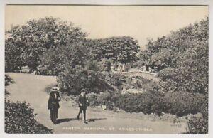 Lancashire-Postkarte-Ashton-Gaerten-st-Annes-On-Sea-A728