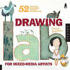 Drawing Lab for Mixed-Media Artists: 52 Creative Exercises to Make Drawing Fun by Carla Sonheim (Paperback, 2010)