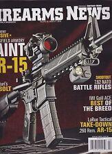 FIREARMS NEWS MAGAZINE Vol.70 #27 2016, GUN SALES, REVIEWS & INFORMATION,