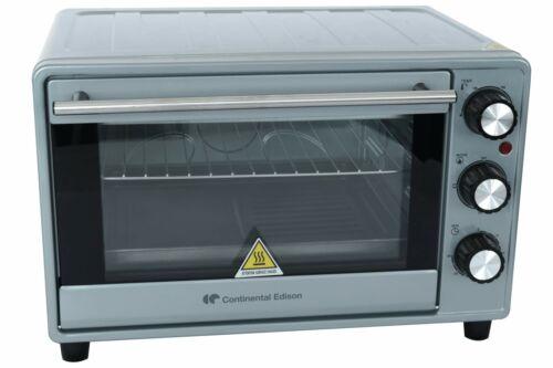 Mini four 23 L Ober Sous la chaleur Timer Pizza Four standofen 1600 W Accessoires