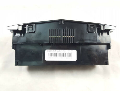 Peugeot 607 Climate Heat Air Conditioning AC Control Panel 6451HF New Genuine