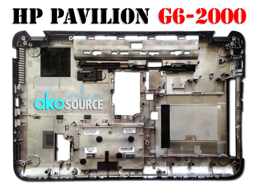 how to open a hp pavilion g6