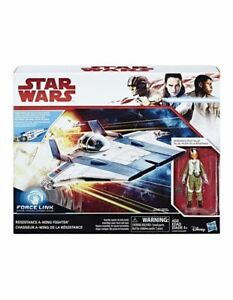 NEW Star Wars Force-Link Vehicle Class Assortment B
