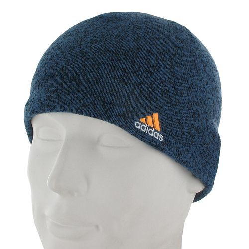 ec48abde3a5 adidas Ultimate Beanie Lightweight Reflective Performance Hat for Men - One  Size Blue