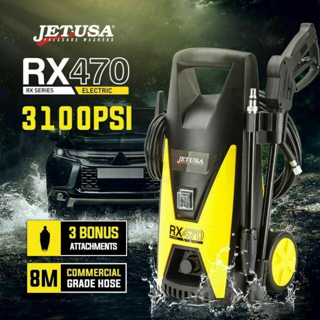 Jet-USA 3100 PSI High Pressure Washer Cleaner Electric Water