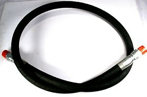 """Hydraulic Hose Parker 12"""" Male 1//4 NPT Male Ends 422//421-4 3200 PSI Tested USA"""