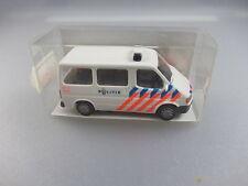 """Rietze: Polizei-Wagen """"Politie"""" Ford Transit Nr.50527 Masstricht Holland  (GK7)"""