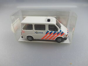 """DernièRe Collection De Rietze: Police-voiture """"politie"""" Ford Transit Nº 50527 Masstricht Holland (gk7)-afficher Le Titre D'origine Haute RéSilience"""