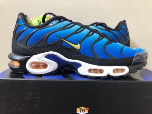 Nike Air 003 Max auténtico Bq4629 Negro Sky Plus Blue Hyper 13 100 4 Og wwPpdFrq