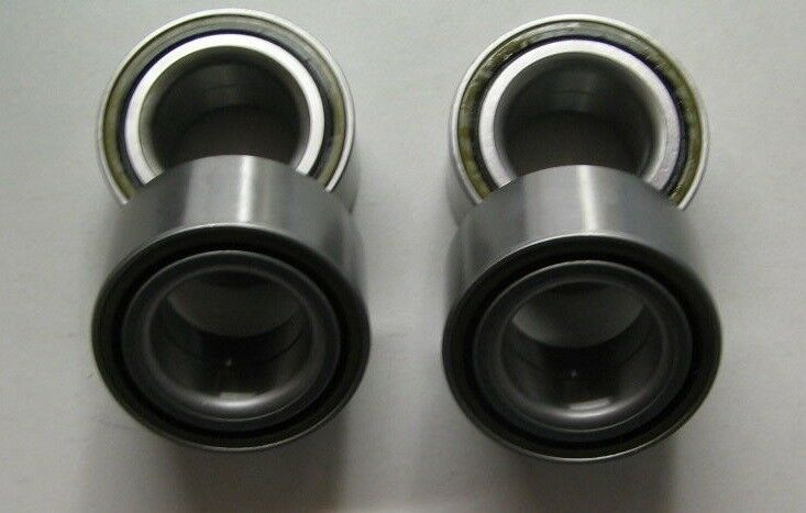 4 x 76mm P00002 Wheel bearing for 1996 on Ifor williams trailers (Grey Hub cap)