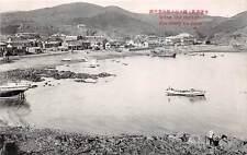 DAIREN - DALING, LIAONING, CHINA, ROKTAN INLET RESORT OVERVIEW, c. 1920's