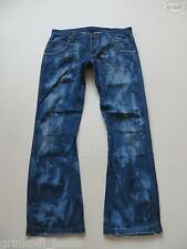 Wrangler SHARKEY Bootcut Jeans Hose, W 33 /L 32, Vintage X-Low Denim, RARITÄT !