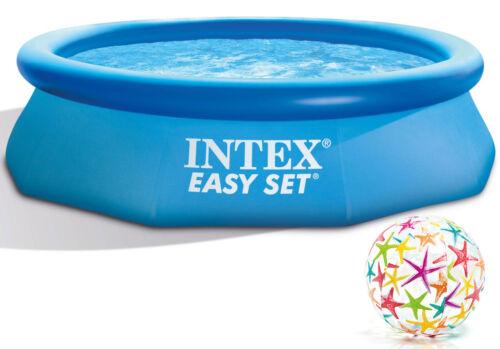Intex Easy Set Piscine 244x76 cm piscine Quick-Up Piscine 28110