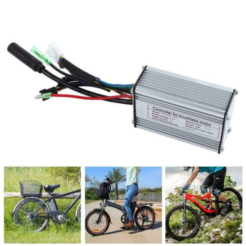 24-48V Bicycle Brushless Speed Motor Controller For E-bike Electric Scooter GG