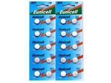20 X AG13 G13 SR44 LR44 A76 V13GA PX76A 357 EUNICELL Button Batteries | Exp 2020