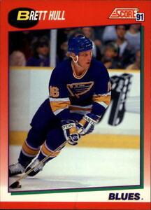 1991-92-Score-American-Hk-s-1-220-Rookies-You-Pick-Buy-10-cards-FREE-SHIP