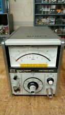 Hp 435b Power Meter With Opt C06 Excellent Physical And Working Condition