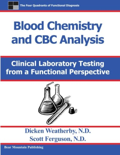 Weatherby Dicken C-Blood Chemistry & Cbc Analysis (US IMPORT) BOOK NEU