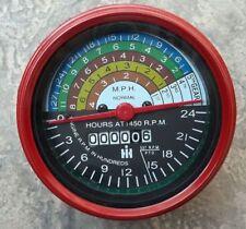 Farmall Ih Tachometer Diesel 400 450 W400 W450 Tractor 364395r91