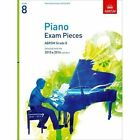 Piano Exam Pieces 2015 & 2016 Grade 8 Richard Jones Sheet Music Book UK
