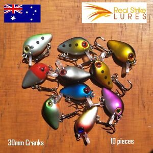 10-x-Fishing-Lures-Bream-Bass-Trout-Flathead-Redfin-Cod-Tackle