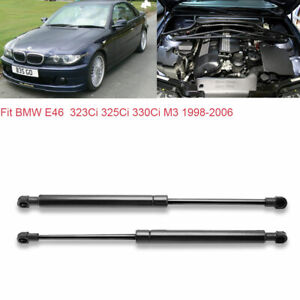 BMW 3 series E46 all engines 2x Front Sport Shock