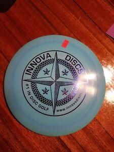 Innova-STAR-PROTO-STAR-DESTROYER-175g-BRAND-NEW-Blue-sky-swirl-with-whitepurple