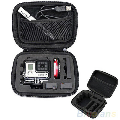 Hot Useful Padded Shockproof Portable Camera Bag Case For GoPro HD Hero 3+ 3 2 1