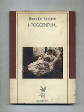 Theodor Fontane # I POGGENPUHL # Marietti 1985 # 1A Ed.