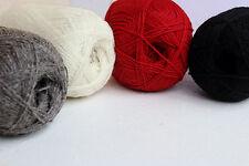 Pure wool yarn for knitting, crochet-100%natural wool yarn Super Fine/Sock, Sock