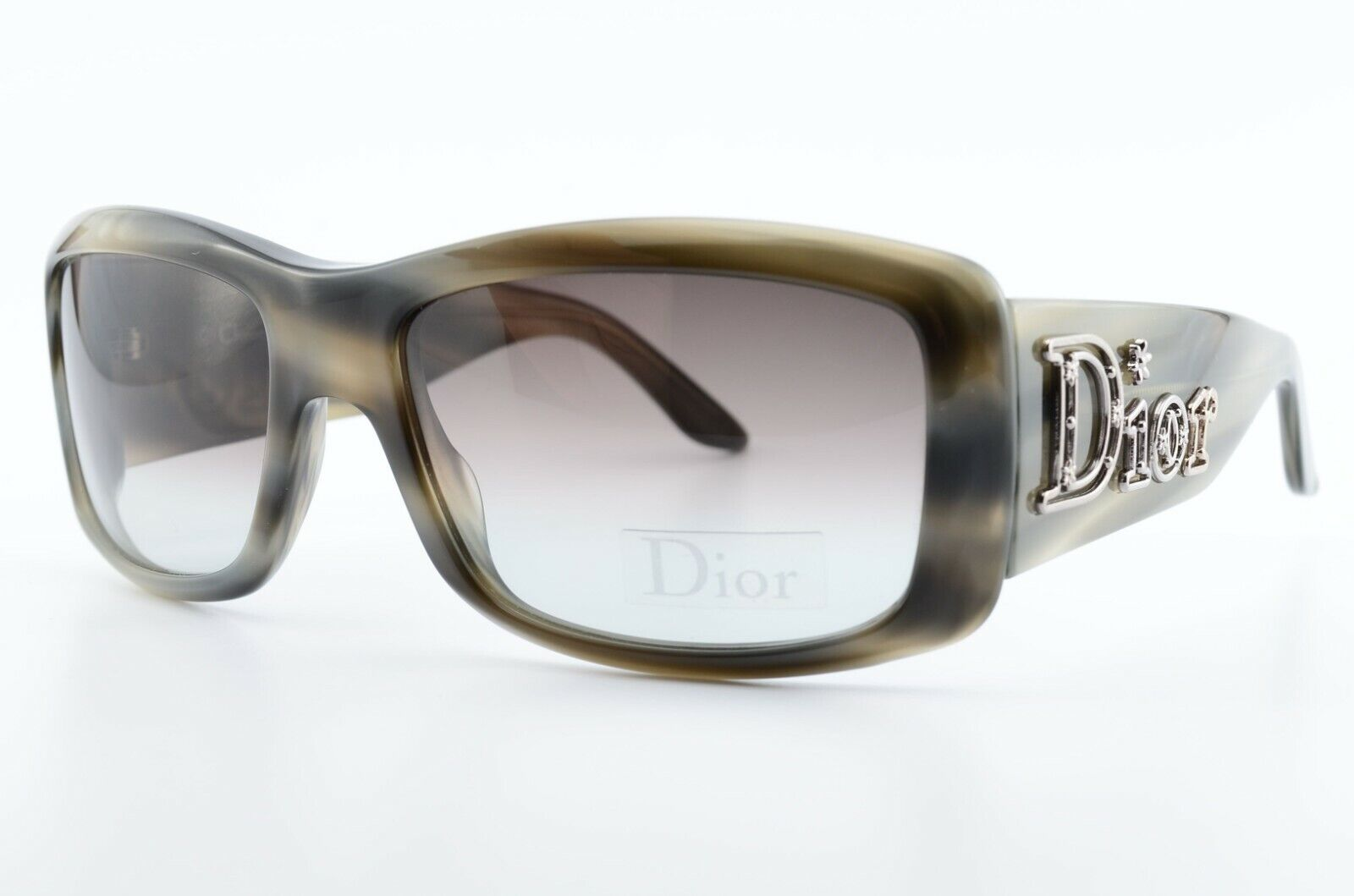 Christian Dior Sunglasses Aventura 2 2W8 16 5/12ft Luxury Pompous Beige Italy
