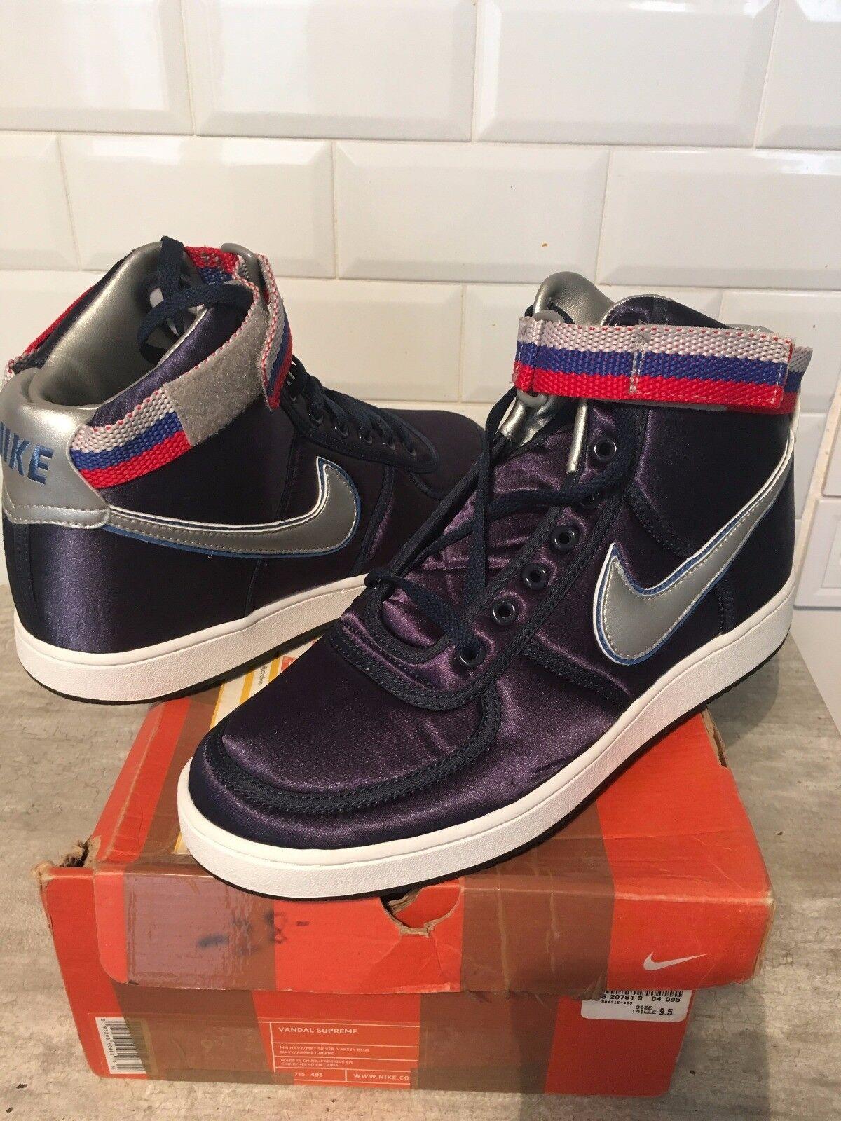 2003 Nike Vandal Supreme 9.5 US   43 EUR