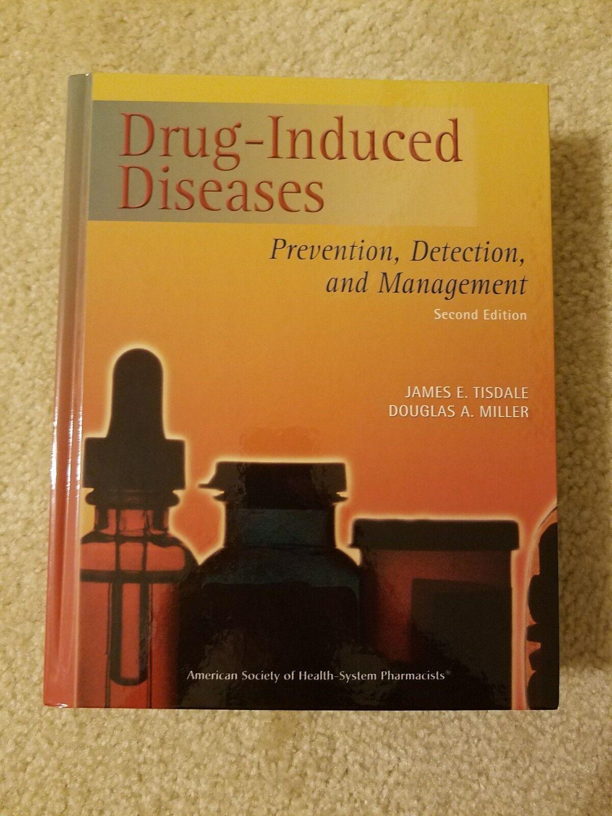 Drug Induced Diseases Book