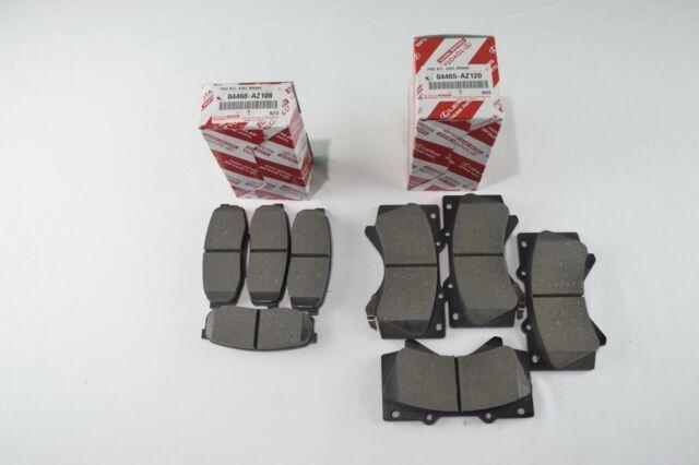 Toyota Tundra 2007-2017 Front Genuine Ceramic Brake Pads w// Shims 04465-AZ120