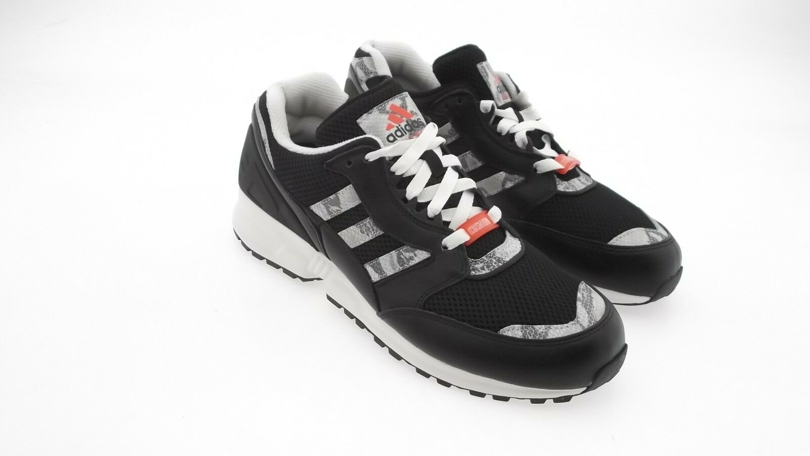 Adidas Men Equipment Running Cushion (black   cwhite   brired) M25764