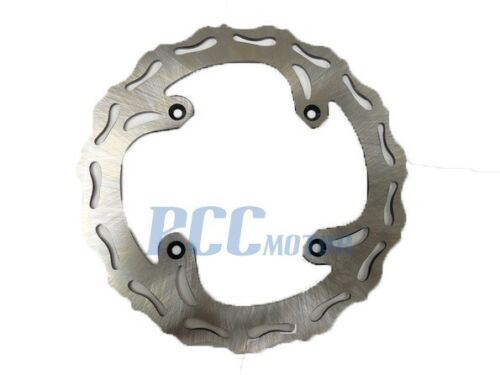Rear Brake Disc Rotor for HONDA CR125 CR250 R CRF250 CRF450 X CR500 M DR07
