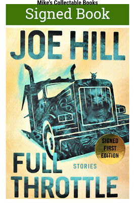Strange weather joe hill book