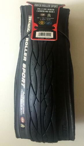 """26/"""" urban street bike tire kenda kwick roller sport clincher 1.50"""