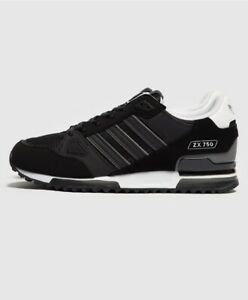 adidas-Originals-Mens-ZX-750-Trainers-Black-Sneakers-All-Sizes