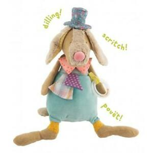 Moulin-Roty-Les-Tartempois-Activity-Dog-Baby-Soft-Toy-Plush-28cm