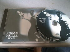 Urban Metal War (Metal Blade Records)(THRASH/HARDCORE/PUNK COMPILATION)(EX COND)