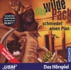 Das wilde Pack Folge 2: Das wilde Pack schmiedet einen Plan (Audio-CD) (2008)