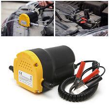 12V 60W Oil Extractor Exchange Transfer Pump Car Boat Motorbike 5A Engine