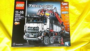 Lego 42043-mercedes Benz Arocs 3245-neuf Et Scellé