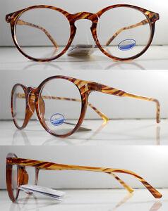 Montatura Leggera Occhiali Da Vista Striati Lenti Neutre Glasses Lunettes 015 jiVSwLSUux