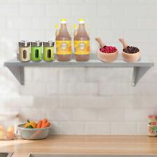 12x36 Wall Organizer Shelf Commercial Kitchen Restaurant Stainless Steel Usa
